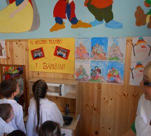 """Scuola dell'infanzia """"L.Caccia"""" di Alpignano, provincia di Torino (foto: www.fism.net)"""