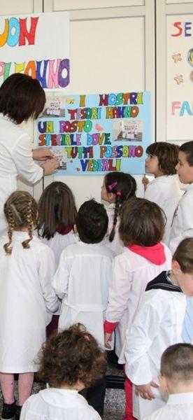 """Scuola dell'Infanzia """"Maria Pes"""" di Calangiuanos, provincia di Ollbia-Tempio Pausania (foto: www.fism.net)"""