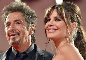 Al Pacino con la fidanzata Lucila Solà