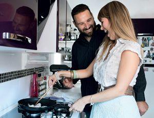 Vanessa e Michele, avrebbero dovuto sposarsi il 21 settembre (Foto Michele Palazzi/Contrasto).