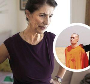 «Dio gli è sempre stato con lui e gli altri ha dato la forza», dice Diane Foley, la mamma di James, il giornalista americano ucciso dall'Isil. Nella foto: la copertina del settimanale Credere.