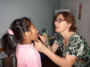Marina Cornacchiari, medico nefrologo, fondatrice di H&T Onlus.