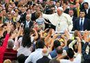 "Papa Francesco in Albania ""contagiato"" dall'entusiasmo"