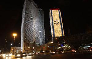 I grattacieli di Tel Aviv (Reuters).