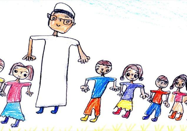 Papa Francesco I Disegni Dei Bambini Famiglia Cristiana