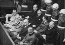 30.Processo Norimberga - Herman Goring, Rudolf Heb, Joachim von Ribbentrop, Wilhelm Keitel