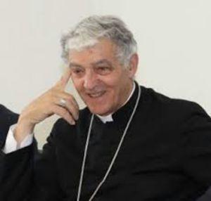 Edorado Menichelli, arcivescovo di Ancona.