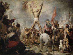 Bartolomé Esteban Murillo, Martirio di sant'Andrea, Madrid, Museo del Prado