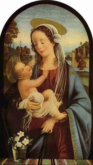 Domenico Ghirlandaio, Madonna