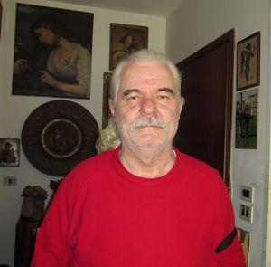 Carlo Soricelli, 65 anni, tecnico metalmeccanico in pensione, fondatore e direttore dell'Osservatorio indipendente di Bologna sui morti per il lavoro.