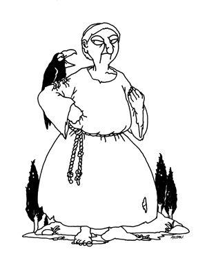 La vignetta di Altan (© ALTAN/QUIPOS). In alto: quella di Ellekappa.
