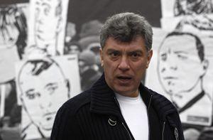 Boris Nemtsov, assassinato a Mosca (Reuters).