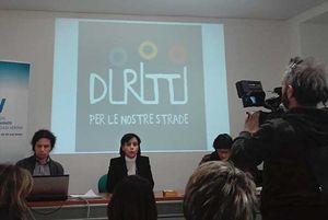La presentazione del ciclo di incontri di Verona.