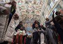 Holeless visit Sistine_22