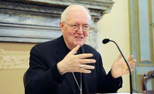 Mons. Cesare Nosiglia, arcivescovo di Torino.