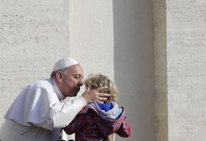 Papa Francesco (Reuters).