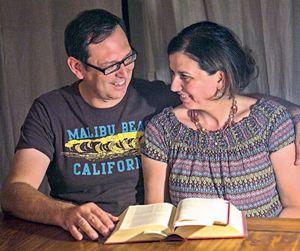 Ivana e Mauro (Stefano Dal Pozzolo/Contrasto).