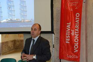 Marco Monteleone, dirigente della Divisione anticrimine della Polizia di Stato (Foto Giorgetti).