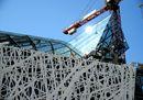 Expo 2015: completata la struttura di Palazzo Italia