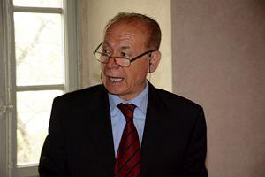 Renato Bertolucci, del gruppo psicologi dell'Emergenza Croce Verde (Foto Giorgetti).