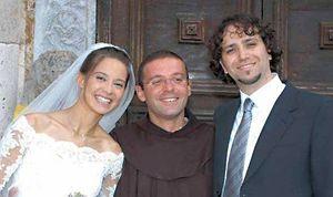 Chiara Corbella ed Enrico Petrillo.