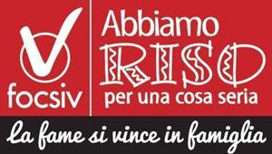 Il logo della campagna Focsiv
