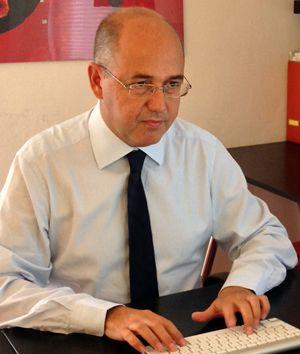 Pietro Vento, direttore Istituto Demopolis