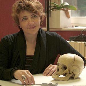 Cristina Cattaneo, medico legale dell'Università di Milano.