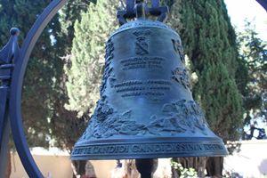 La campana della Memoria.
