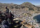 Bolivia15, sopra il Lago Titicaca, Reuters