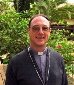 Monsignor Luigi Infanti della Mora.