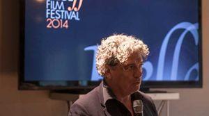 Fabio Sonzogni, direttore del Siloe Film Festival.