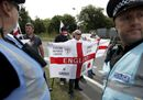 English nationalists take