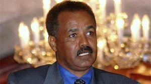 Isaias Afewerki, il dittatore eritreo.