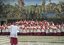 Cantate Domino, la musica della Cappella Sistina