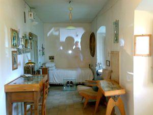 La cella del convento di Santa Maria delle Grazie a San Giovanni Rotondo dove visse