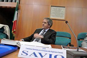 L'avvocato Guido Savio dell'Asgi (Associazione Studi Giuridici sull'Immigrazione).