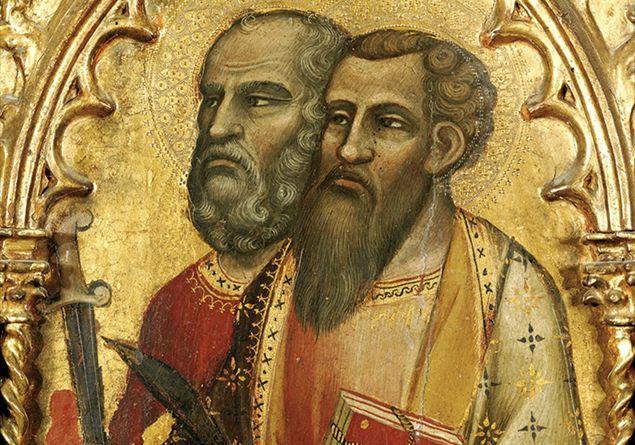 San Simone Calendario.Santi Simone E Giuda Gli Apostoli Martiri Famiglia Cristiana