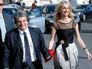 Titti e Renato Brunetta