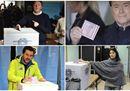 Da Renzi a Berlusconi, Boschi e Salvini: i leader politici al voto