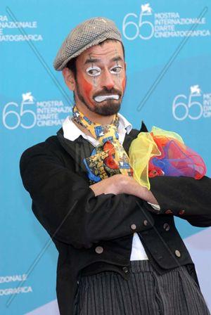 il clown francese Miloud