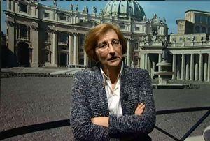 Giovanna Chirri, vaticanista dell'agenzia Ansa.