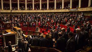 L'Assemblea nazionale di Parigi