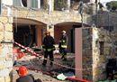 Esplode villa Sanremo5