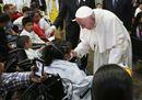 Papa Messico; visita5