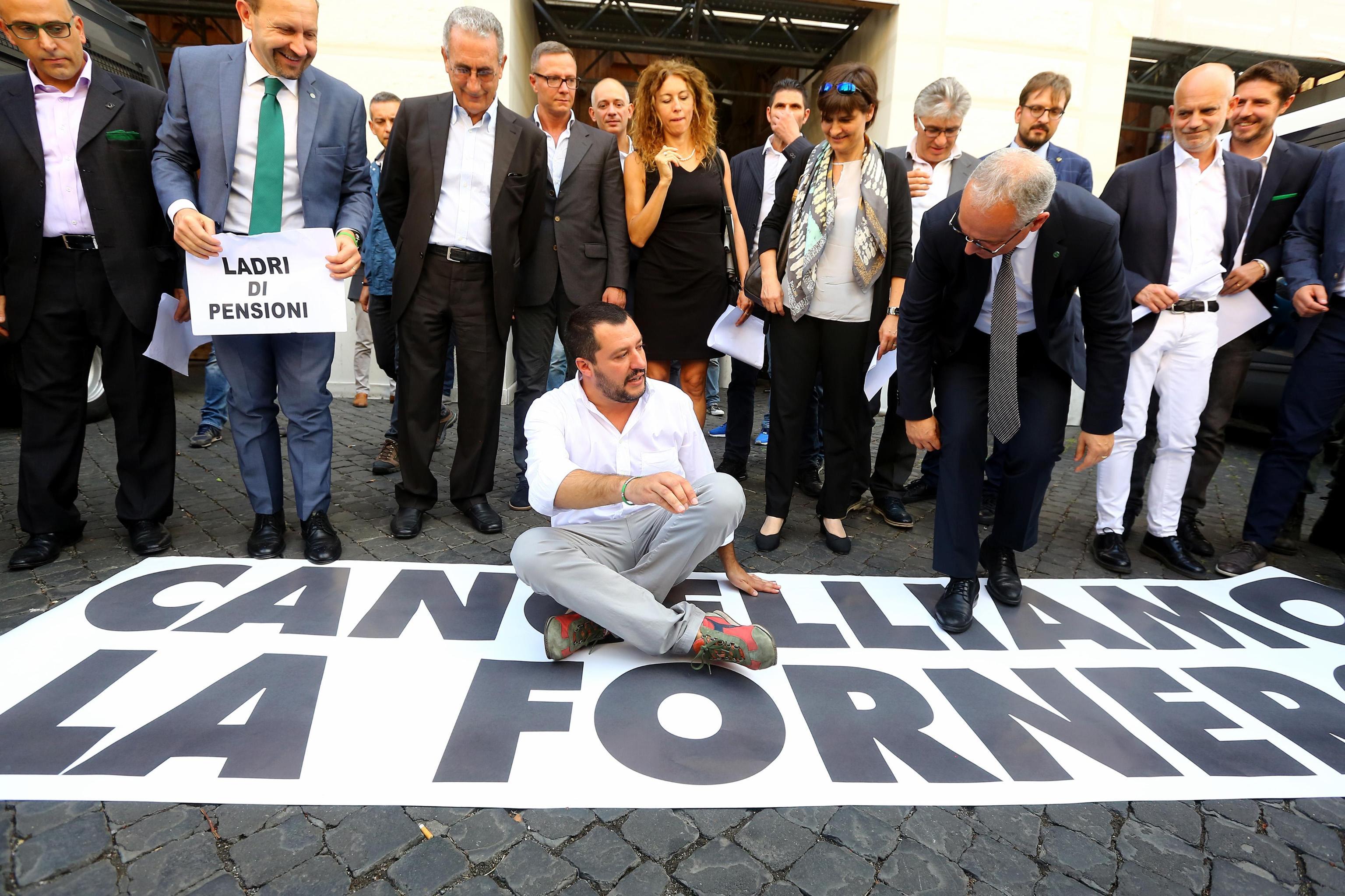 Se Salvini aspetta la Fornero sotto casa - Famiglia Cristiana