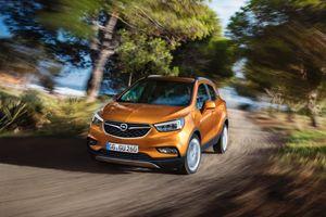 La nuova Opel Mokka X