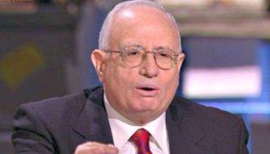 Fabio Mini durante un dibattito.