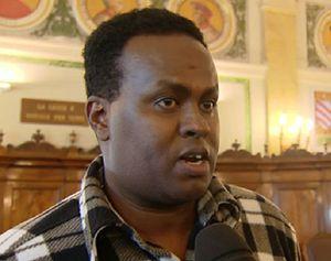 Hashi Omar Hassan. Si sta per aprire il processo di revisione alla sua condanna.