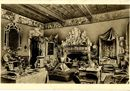 cartolina Sala Rossa, Castellazzo di Bollate_collezione privata
